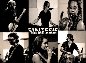 SINTESIS collage b y n 2008